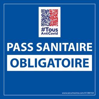 Image actualité PASS SANITAIRE