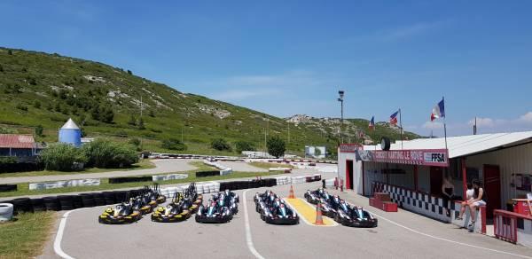 circuit de karting le rove